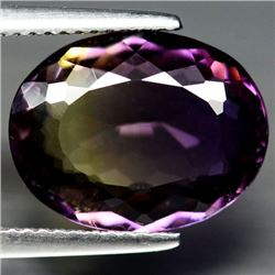 5.84 CT PURPLE & GOLDEN BOLIVIA AMETRINE