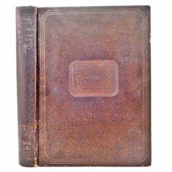 """VINTAGE 1930 """"MASSACHUSETTS BAY TERCENTENARY 1630-1930"""" HARDCOVER BOOK"""
