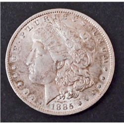 188-O MORGAN SILVER DOLLAR
