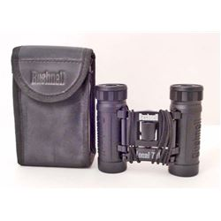 PAIR OF BUSHNELL BINOCULARS W/ CASE