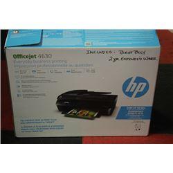 HP OFFICEJET 4630 PRINTER STILL IN BOX