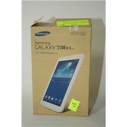 SAMSUNG GALAXY TAB 3 LITE  ANDROID TABLET(CRACKED)