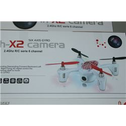 IH-X2 QUADCOPTER SIX AXIS GYRO CAMERA