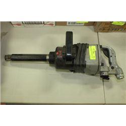 AIR POWERED GRINDER & 1IN AIR IMPACT GUN