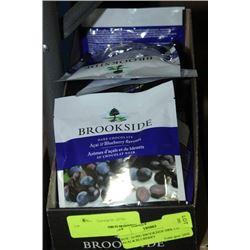 BOX: 10-90G BROOKSIDE DRK CH  ACAI & BLUBERRY