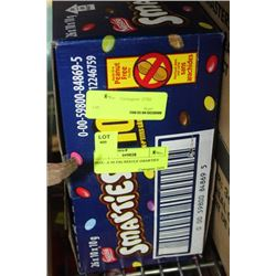 BOX: 26 10-10G NESTLE SMARTIES