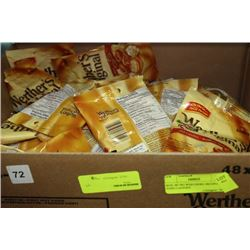 BOX: 48-70G WERTHERS ORIGINAL HARD CANDIES