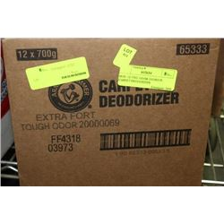 BOX: 12-700G ARM& HAMMER CARPET DEODORIZER