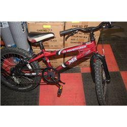 J3 ADVENTURER XG 6-SPEED BMX BIKE