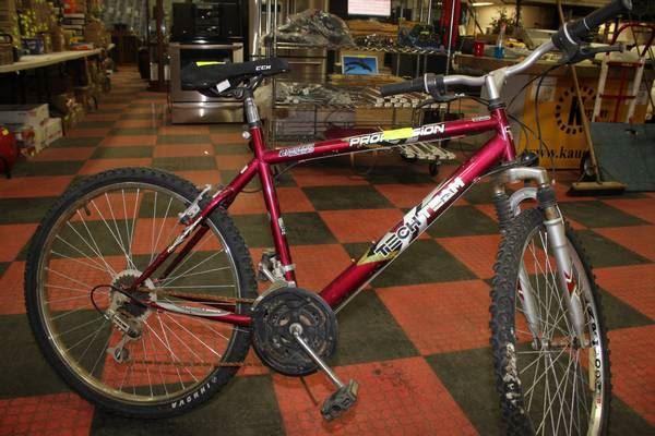 Tech Team Propulsion 21 Spd Mtn Bike
