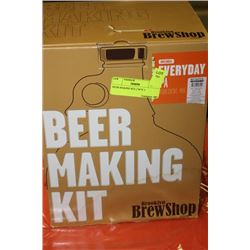 BEER MAKING KIT ( NEW )