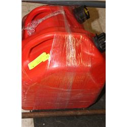 10 AND 5 L GAS CANS