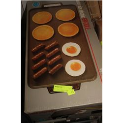 COUNTRY SIZE ELECTRIC GRIDDLE