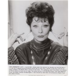 Collection of Lucille Ball Studio Publicity Photos, Lobby Cards & Pressbook from Mame