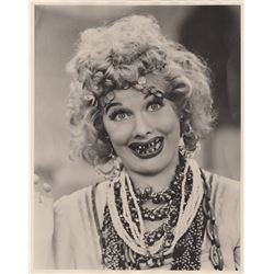 Set of 4 Oversize Gallery Photos of Lucille Ball