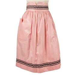 "Lucille Ball ""Gingham Girl"" Apron Worn in I Love Lucy & Additional ""Gingham Girl"" Dress Apron"