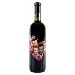 I Love Lucy Collector's Reserve Edition One California Red Wine