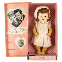 """Vintage 1950's """"I Love Lucy Baby"""" by American Character Doll"""