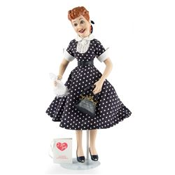 I Love Lucy Hand-Crafted Porcelain Lucy Doll from The Hamilton Collection