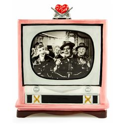 I Love Lucy TV Set Cookie Jar by Vandor