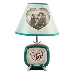 I Love Lucy Television Lamp by Vandor