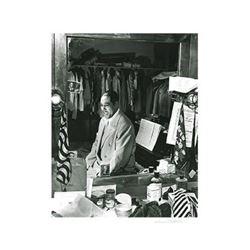 William Gottlieb Signed Art Print Duke Ellington