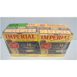 """LOT 50 ROUNDS IMPERIAL 12 GA  AMMO 2 3/4"""""""