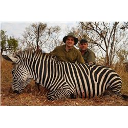 7-Day Plains Game Hunt for One Hunter and One Non-Hunter in South Africa - Includes Trophy Fee Credi
