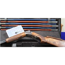 USA Shooting Team's Beretta DT 11 Competition Shotgun