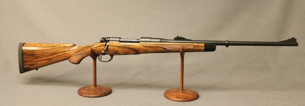 Dakota Arms Model 76 Classic Deluxe Rifle in 7mm Remington Magnum Caliber