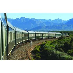 8-Day Luxury Red Carpet Railway Wingshooting Adventure for Two in South Africa