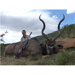 7-Day Plains Game Hunt for One Hunter and One Non-Hunter in South Africa - Includes Trophy Fees