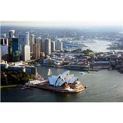 4-Day/3-Night Touring Package for Two in Sydney, Australia