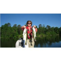 3-Day Cast and Blast for Four Hunters/Anglers in Alabama
