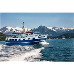 6-Day Alaska Adventure Cruise for Two Anglers