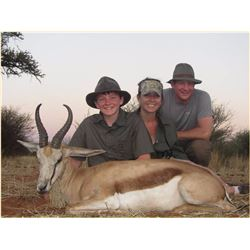 6-Day Plains Game Hunt for One Hunter and One Non-Hunter in Namibia - Includes Trophy Fees, Taxiderm