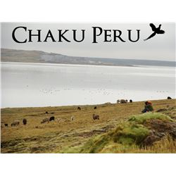 3-Day Duck and Dove Hunt for Two Hunters in Peru