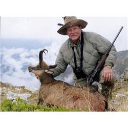 7-Day Balkan Chamois Hunt for One Hunter and One Non-Hunter in Macedonia - Includes Trophy Fee