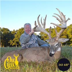 3-Day/4-Night Whitetail Deer Hunt for One Hunter and One Non-Hunter in Missouri - Includes Trophy Fe