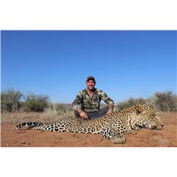 12-Day Leopard Hunt for One Hunter and One Non-Hunter in Namibia - Includes Trophy Fee