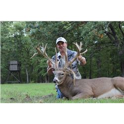 3-Day Whitetail Deer Hunt for One Hunter in Missouri - Includes Trophy Fee
