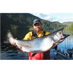 4-Day Fishing Adventure for One Angler in British Columbia