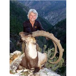 7-Day Anatolian (Bezoar) Ibex Hunt for One Hunter in Turkey - Includes Trophy Fee