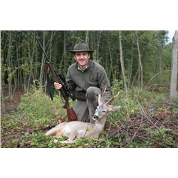 3-Day Italian Roe Deer Hunt for Two Hunters and Two Non-Hunters in Umbria, Italy - Includes Trophy F