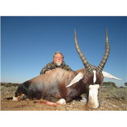 7-Day Roan Antelope, Caracal and Bontebok Hunt for One Hunter in the Northern Cape of South Africa -