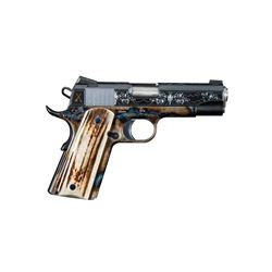 Turnbull Barbecue Commander Heritage 1911 Handgun