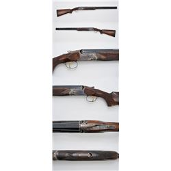 Griffin & Howe Claremont 12 GA Shotgun
