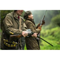 3-Day Pheasant and Partridge Hunt for One Hunter and One Non-Hunter in the United Kingdom