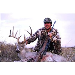 5-Day Carmen Mountain Deer and Javelina Hunt for One Hunter in Mexico - Includes Trophy Fees
