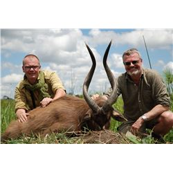 7-Day Plains Game Hunt for Two Hunters in Uganda